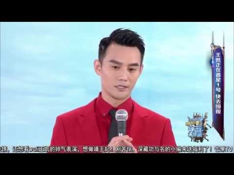 20151231 New Year's Eve Concert Wang Kai Exclusive Interview [English Subtitles]
