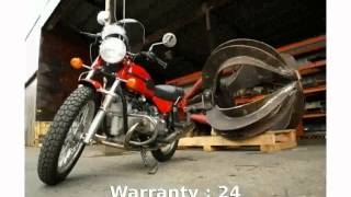 7. 2010 Ural Patrol 750 Features and Specification