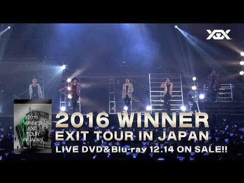 2016 WINNER EXIT TOUR IN JAPAN [Trailer]