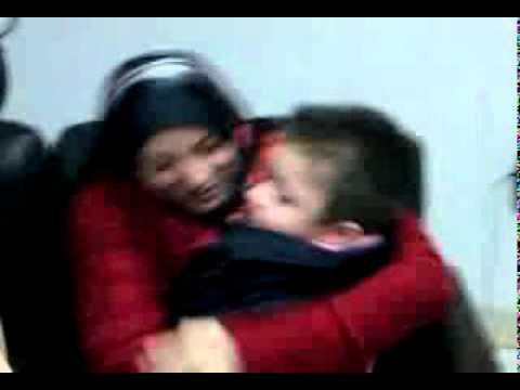فيديو: رجوع الطفل عمرو خالد لوالديه بعد إختطافه
