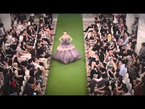 Le Grand + Z Wedding Couture Runway Jan 2014