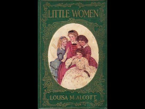 LITTLE WOMEN, Chapter 1 excerpt, by Louisa May Alcott