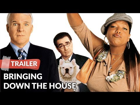 Bringing Down the House 2003 Trailer | Steve Martin | Queen Latifah