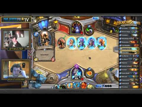 mage - This week we build and demonstrate the Freeze Mage deck that won Dreamhack Summer and was played by RDU. We found out quickly that this thing is terrific aga...