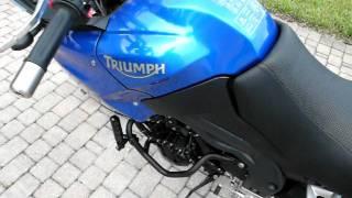 8. 1050 Triumph Tiger ABS Video.MOV