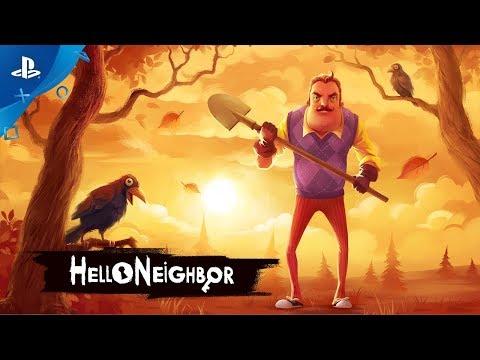 Hello Neighbor – Trailer d'annonce sur PS4  de Hello Neighbor