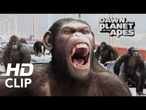 Dawn of the Planet of the Apes | Apes Story | Official Footage HD