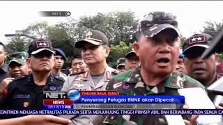 Video Oknum TNI Terancam Dipecat Setelah Menyerang Petugas BNN di Tanjung Balai - NET 5 MP3, 3GP, MP4, WEBM, AVI, FLV November 2017