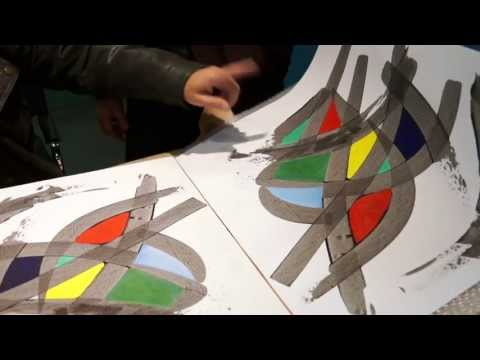 Exposición Suso Camuñas - Pentagrama