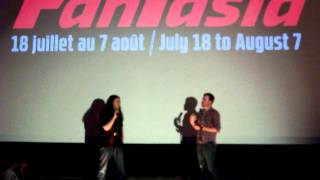 Nonton Joe Swanberg Discussion Qna At The Premiere Of  You Re Next Last Night Here In Montreal Video2 Film Subtitle Indonesia Streaming Movie Download