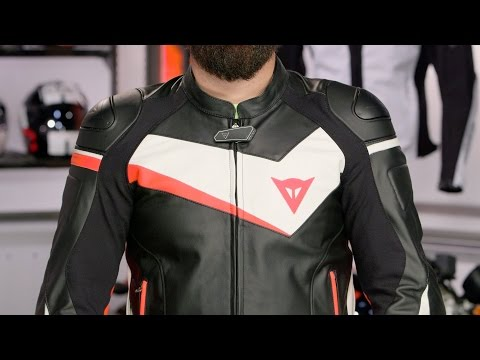 Dainese Veloster Leather Jacket Review at RevZilla.com