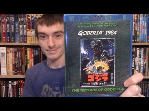 The Return Of Godzilla (Godzilla 1985) Blu-Ray Review