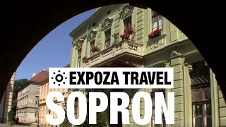 Sopron Hungary  city images : Sopron (Hungary) Vacation Travel Video Guide