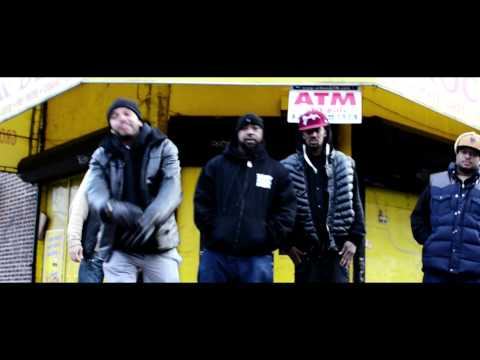 Snowgoons & Term & Lil Fame & Sean P & Ruste Juxx & Justin Time & H.Stax - Get Off The Ground (2012)
