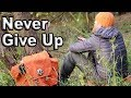 Download Lagu Never Give Up / Day 10 Of 30 Day Survival Challenge  Texas Mp3 Free