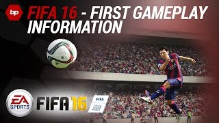 This is our video with the first information of the new gameplay features in FIFA 16!Subscribing would be highly appreciated - http://goo.gl/oJVMLG▼Click here for additional information! :-)Link to the Bolasie Skillmove: https://goo.gl/cbb5k7• FIFA 16We have been invited to a press event and got the information about the new FIFA 16 gameplay features like Interception Intelligence or Dynamic Crossing.• Order FIFA 16 and support bPartGaming for free!http://goo.gl/qKCpM1Thanks!• Social MediaFacebook: http://bit.ly/bPG-FacebookTwitter: http://bit.ly/bPG-TwitterGoogle+: http://bit.ly/bPG-Googleplus
