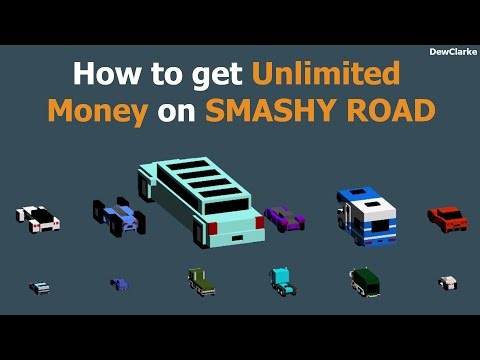 Search result youtube video smashy road new cheat unlimited money and