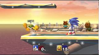 Sonic Tech: Sonic Boost
