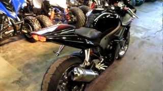 10. 2005 Yamaha R6 w/ 15221 miles and Yoshimura Pipe