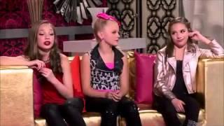 Dance Moms Girl Talk 2 Maddie and  Mackenzie fighting
