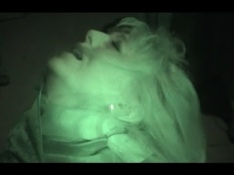 Yvette Fielding Passes Out At Berry Pomeroy Castle - Most Haunted Live 2005