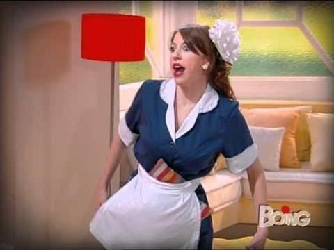 Speciale Flor 1- Flor e Delfina insultandosi a vicenda mettono in scena una telenovela