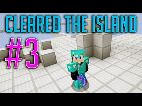 Cleared The Island | Skyblock Season 2 Episode 3 | GD Venus
