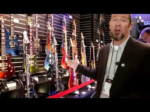 NAMM 2015 - ESP 40th Anniversary - New Product Walkthrough