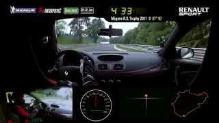 Renault Megane RS 275 Trophy-R - Nurburgring Record