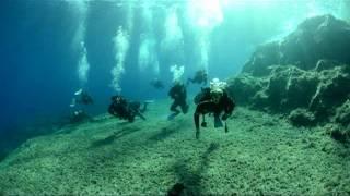 Formentera Spain  city photos gallery : Diving at El Arco in Formentera Spain