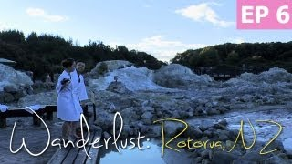 Rotorua New Zealand  city pictures gallery : Mud Bath at Hells Gate in Rotorua | Wanderlust: New Zealand [EP 6]