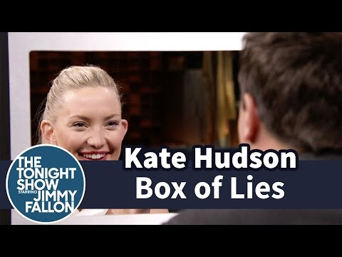 Hudson - Jimmy and Kate take turns trying to stump each other about what item is hidden inside their mystery boxes. Part 1 of 2. Subscribe NOW to The Tonight Show Starring Jimmy Fallon: http://bit.ly/1nwT...