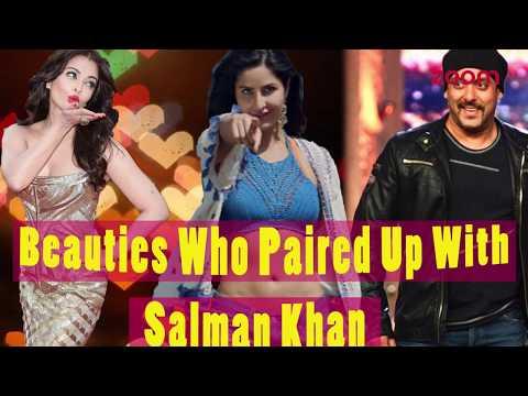 Salman Khan's TOP 5 Jodis With Bollywood Beauties | Exclusive