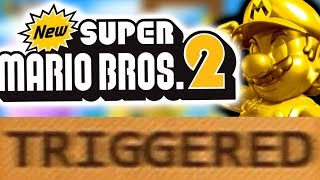 How New Super Mario Bros 2 TRIGGERS You!