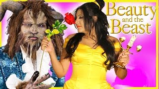 Today I did a beast makeup tutorial transformation! This version of beast is from the new beauty and the beast movie.This was a fun makeup tutorial!I have a Belle makeup tutorial coming soon!! Disney princess toys princess belle