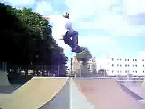 Lee @ K'Town Skatepark