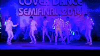 141129 The Empire cover VIXX - Steel Heart + Error @The Idol Battle Cover Dance (Semi-Final)