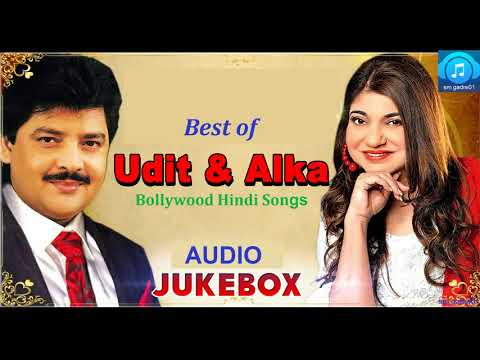Video Best Of Udit Narayan & Alka Yagnik Bollywood Hindi Songs Jukebox Hindi Songs download in MP3, 3GP, MP4, WEBM, AVI, FLV January 2017