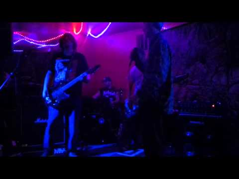 evil ted and the thick pink antiseptic / flying chinook / anchorage ak / 03.04.16