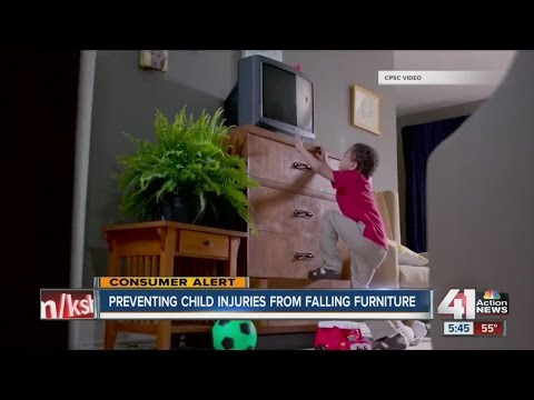 Video Preventing child injuries from falling furniture download in MP3, 3GP, MP4, WEBM, AVI, FLV January 2017