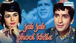 "Watch full Hindi movie ""Jab Jab Phool Khile"", Best Old Hindi Movies in Bollywood - Shashi Kapoor – Nanda Jab Jab PhooL Khile is about a poor boatman from K..."