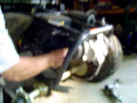 PART 2 How to modify the variator and clutch assembly on a GY6 Engine with sliders