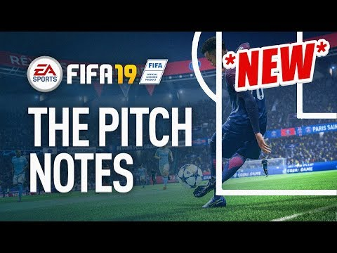 THE PITCH NOTES! - FIFA 19 Ultimate Team