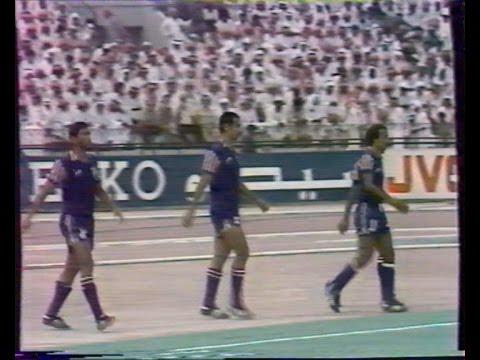 مباراة الكويت والسعودية - تصفيات كأس العالم (1982) الذهاب - الشوط الثاني