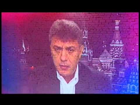 Немцов: был бы президентом, Крым был бы Украинским
