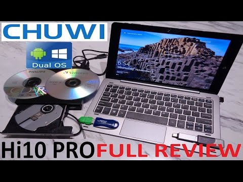 FULL REVIEW CHUWI Hi10 Pro 10.1