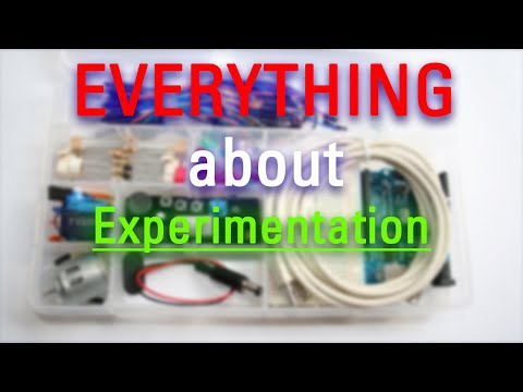 How Does Experimentation Look? | What is Experimentation? | How to Say Experimentation in English?