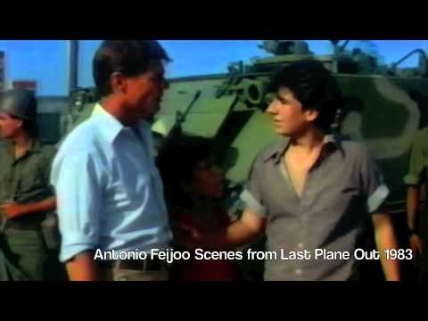 Tony Feijoo Scenes from Last Plane Out