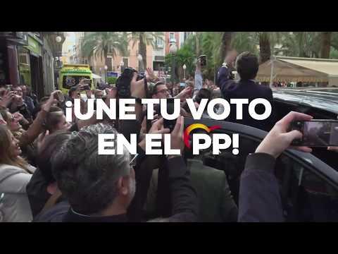 El voto se une en Elche y en Murcia
