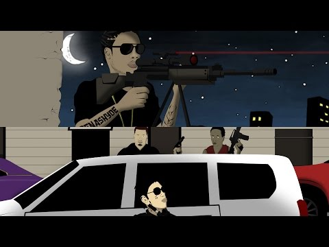 Vybz Kartel & Masicka Infrared Mission [Jamaican Cartoon]